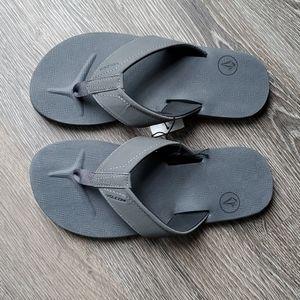 Volcom mens flip flop sandals